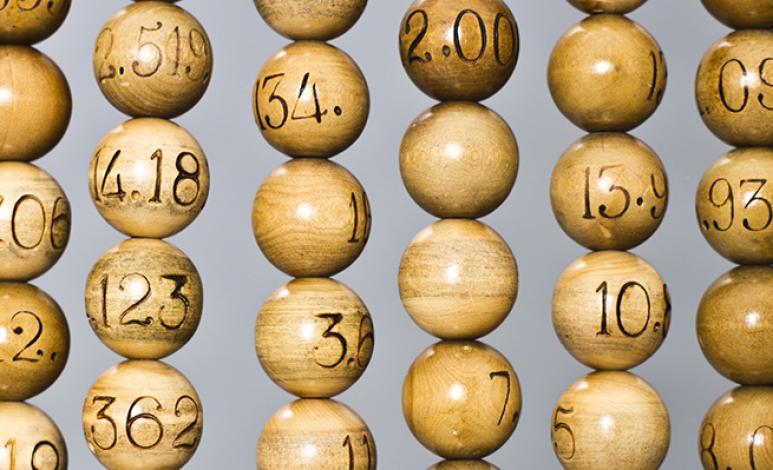 Bolas loteria