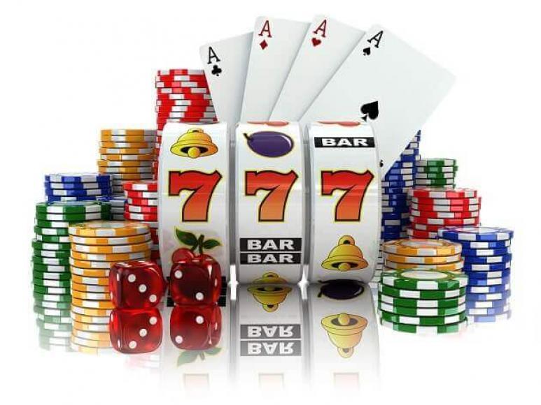 Diferentes juegos de casino